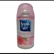 Fresh Air Auto Refill Rose 250ml