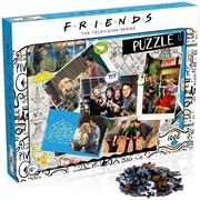 Friends Scrapbook 1000 Piece Jigsaw Puzzle (WM00378-ML1-6)