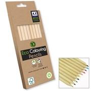 Eco Essentials Colouring Pencils 10s (FSC1-ECCP)