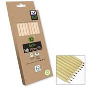 Eco Essentials Hb Pencils 10s (FSC1-ECHB)