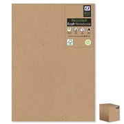 Eco Essentials Softcover Notebook A4 (FSC3-ECBN)