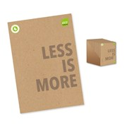 Eco Softcover Notebook A5 (FSC3-ECNBS)