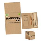 Eco Stationery Set (FSC3-ECSET)