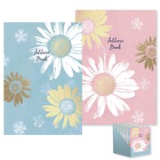 A5 Address Book Elegant Spring (FSC3-FLAD)