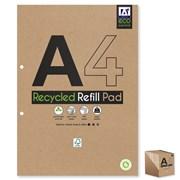Eco Essentials Recycled Refill Pad A4 (FSC5-ECRP)