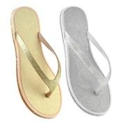 Ks Ladies Glitter Sandal (FT1461A)