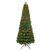 Premier Slim Star Tree Colour Changing Led 1.5mt (FT171071)
