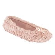 Ks Ladies Chevron/metallic Ballet Pink (FT2024PK)
