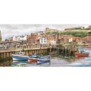 Gibsons Whitby Harbour Puzzle 636pc (G374)