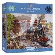 Gibsons Pickering Station Puzzle 1000pc (G6284)