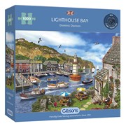 Gibsons Lighthouse Bay Puzzle 1000pc (G6285)