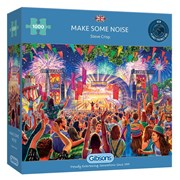 Gibsons Make Some Noise Puzzle 1000pc (G6322)