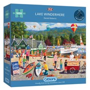 Gibsons Lake Windermere Puzzle 1000pc (G6325)