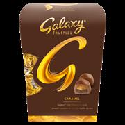 Galaxy Caramel Truffle Gift Box 198g (382606)