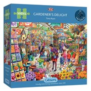 Gibsons Gardeners Delight Puzzle 500xl (G3548)