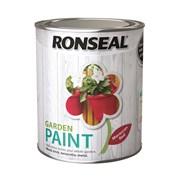 Ronseal Garden Paint Moroccan Red 750ml (38269)