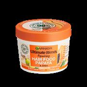 Garnier Ultimate Blends Papaya 3 In 1 Mask 390ml (231565)