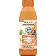 Garnier Ultimate Blends Papaya & Amia Shampoo 350ml (342698)