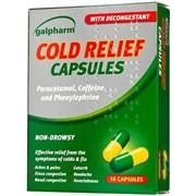 Galpharm Cold Reilief Caps 16s (GCRC)