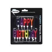 Ca Happy Birthday Candles (10E011483)