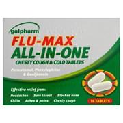 Galpharm Flu Max All In 1 Tab. 16s (GFMT)