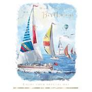 Summer Breeze Card (GH0925)