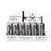 Solid Colour Reading Glasses (GI4717)