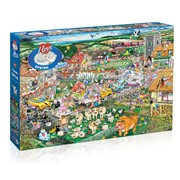 Gibsons I Love Spring Puzzle 1000pc (G7021)