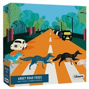 Gibsons Abbey Road Foxes Puzzle 500pc (G3605)