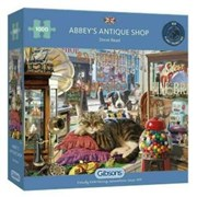 Gibsons Abbeys Antique Shop 1000pc (G6303)