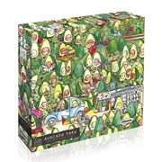Gibsons Avocado Park Puzzle 1000pc (G7203)