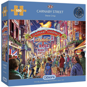 Gibsons Carnaby Street Puzzle 500pc (G3124)