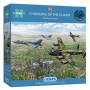 Gibsons Changing Of The Guard Puzzle 1000pc (G6315)