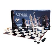 Gibsons Chess & Draughts Set (G284)