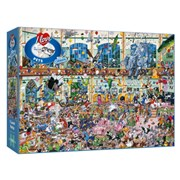Gibsons I Love Pets 1000pc (G514)