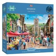 Gibsons Keswick Jigsaw Puzzle 1000pc (G6312)