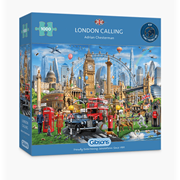 Gibsons London Calling 1000pc (G6294)