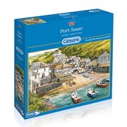 Gibsons Port Isaac Puzzle 500pc (G892)
