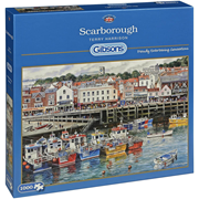 Gibsons Scarborough Puzzle 1000pc (G6090)
