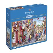 Gibsons Steep Hill Puzzle 1000pc (G6229)