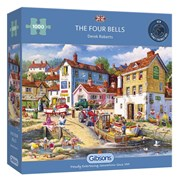 Gibsons The Four Bells Puzzle 1000pc (G6247)