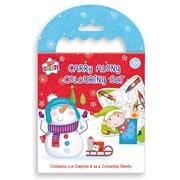 Giftmaker Christmas Carry Along Colouring Set (XXTA)