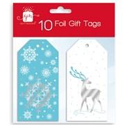 Giftmaker Elegant Ice Gift Tags 10s (XAKGT1039)