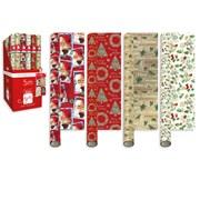 Giftmaker Elegant Traditions Roll Wrap 5mt (XALGW100)