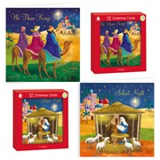 Giftmaker Sq Contemp Religious Cards Cdu 12s (XALGC814)