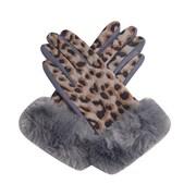 Miss Sparrow Gloves Grey (GL08GREY)