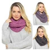 Ladies Snood Asstd Colours (GL555A)