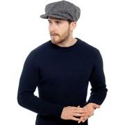 rjm Mens Baker Boy Hat With Wool (GL606)
