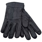 rjm Mens Thinsulate Leather Touch Gloves (GL619)