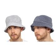 Rjm Mens Toweling Bucket Hat (GL784)